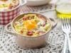 Паста Карбонара: рецепт с беконом, сыром и яйцом