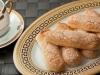 Бисквитное печенье Савоярди.
