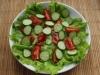 Салат из курицы и свежих овощей — отличный и быстрый ужин